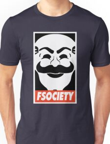 MR ROBOT New Merchandise Unisex T-Shirt