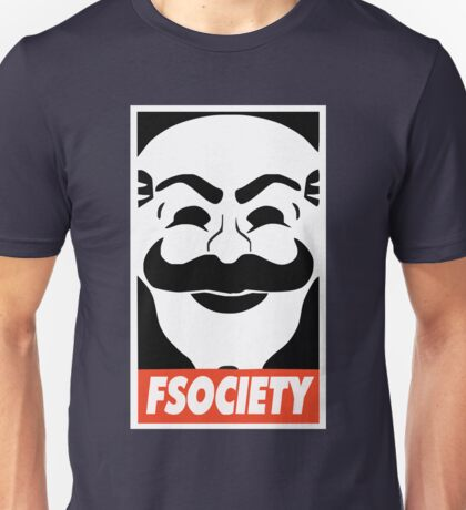 MR ROBOT New Merchandise Unisex T-Shirt