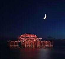 Moonlight by Irina Chuckowree