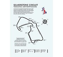 The Silverstone Circuit Photographic Print