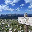 Rocky Mountain High by Bernie Garland