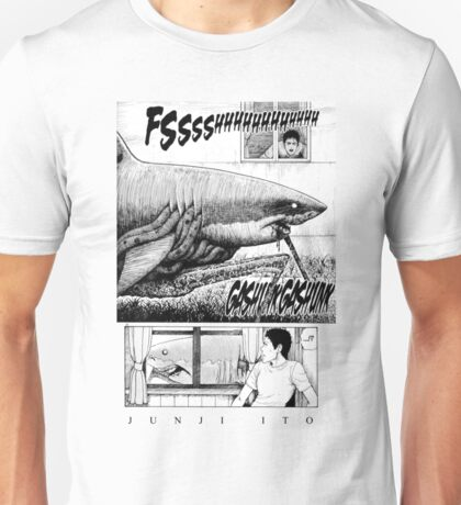 Shark - Junji Ito Unisex T-Shirt