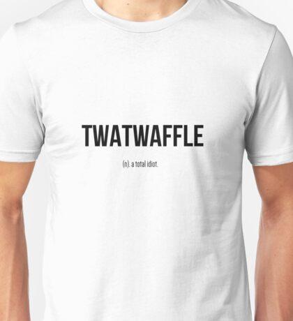 Twatwaffle Unisex T-Shirt