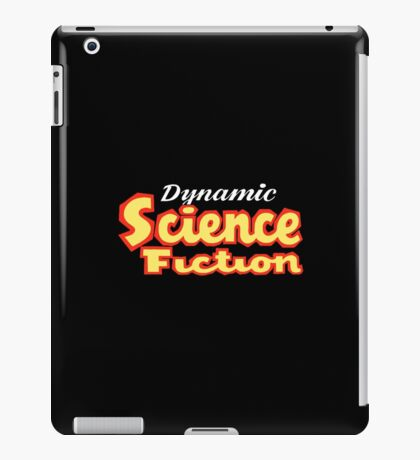 Dynamic Science Fiction vintage iPad Case/Skin