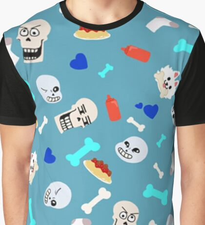 Art of Undertale Videogame Graphic T-Shirt