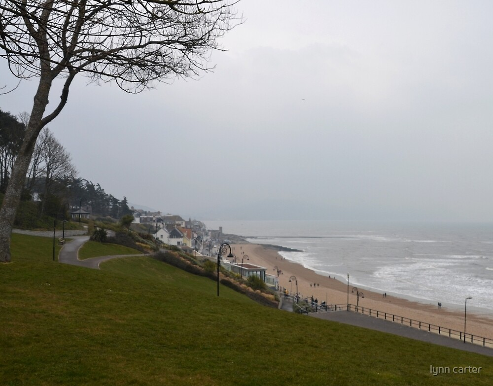 Wet And Misty Lyme by lynn carter