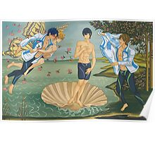 The Birth of Haru Poster