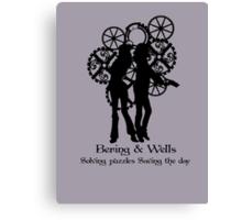 Bering & Wells  Canvas Print