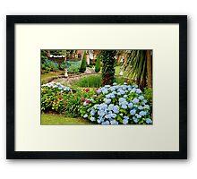 Portmeirion - Wales Framed Print