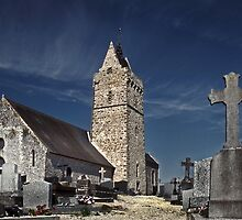 Country Church by cclaude