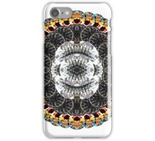 Circles within circles iPhone Case/Skin