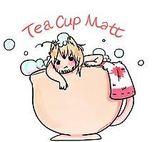 Teacup Matt by Vorus