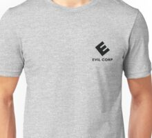EVIL CORP Gifts and Merchandise Unisex T-Shirt