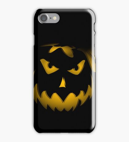 Scary face pumpkin phone cases cell phone cases phone covers custom phone cases cell phone accessories iPhone Case/Skin