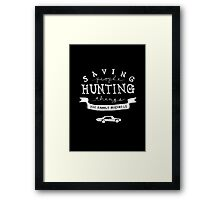 The Family Business Framed Print
