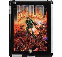 Halo-Doom iPad Case/Skin