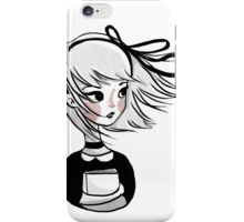 It Was A Cold And Windy Night iPhone Case/Skin