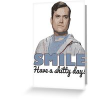 Smile with Donnie Greeting Card