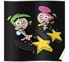 Fairly odd parents Poster