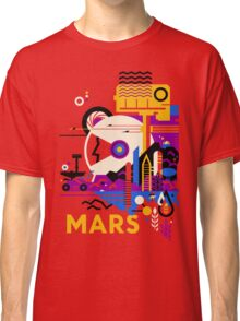 Journey to mars - different cut Classic T-Shirt