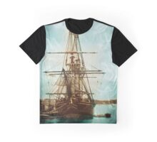 Spirits of a Ship Graphic T-Shirt