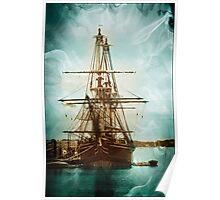 Spirits of a Ship Poster