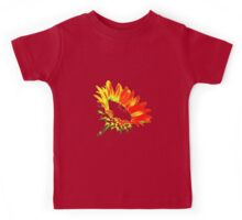 Crazy Sunflower! Kids Tee