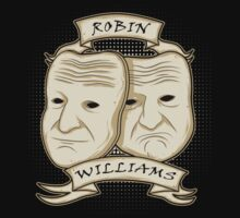 Robin Williams-actor by newcris