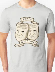 Robin Williams-actor Unisex T-Shirt