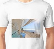 maat. angles and curves Unisex T-Shirt