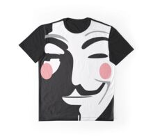 Fawkes Graphic T-Shirt