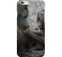 Young Man Of The Forest iPhone Case/Skin