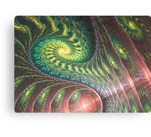 Glowing tentacle Canvas Print