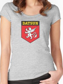Datsun Griffin Women's Fitted Scoop T-Shirt