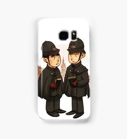 Victorian cops Samsung Galaxy Case/Skin