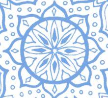 Floris blue Sticker