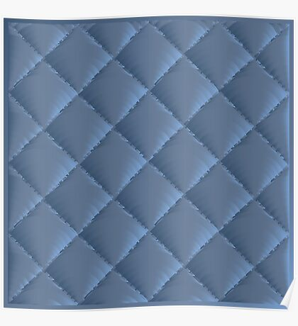 quilted fabric polyester fiber Poster