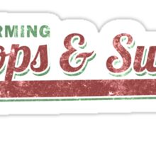 Charming Scoops & Sweets - Sons of Anarchy Sticker