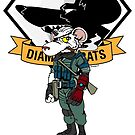 Diamond Rats by DaveCT