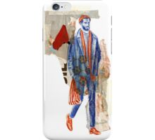 Grocery Shopping Hipster iPhone Case/Skin