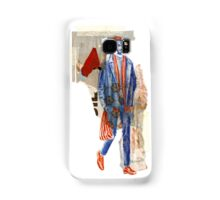 Grocery Shopping Hipster Samsung Galaxy Case/Skin