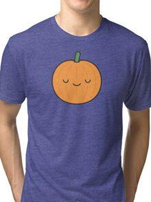 Pumpkin Tri-blend T-Shirt