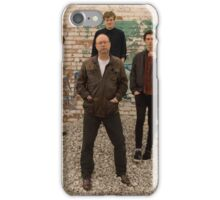 Band on gravel iPhone Case/Skin