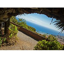 Cave of Lovers - Travel Photography Photographic Print