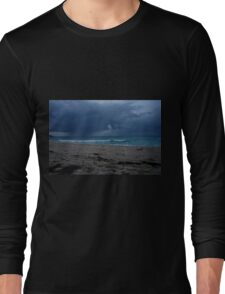 Storm over St Ives Long Sleeve T-Shirt