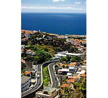 Citylife on an Island - Travel Photography Photographic Print