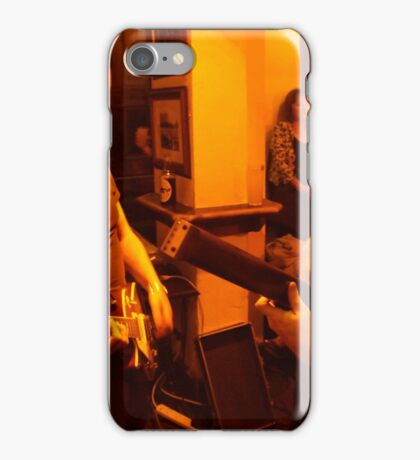 Goldilocks guitar off iPhone Case/Skin
