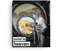 portal to heaven Canvas Print
