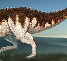 Tyrannosaurus Rex Finished Reconstruction by Thedragonofdoom