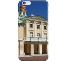 Palace in classical style iPhone Case/Skin